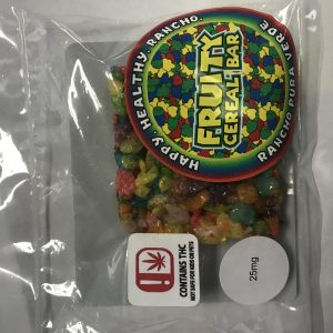 Fruity Cereal Bites (25Mg)