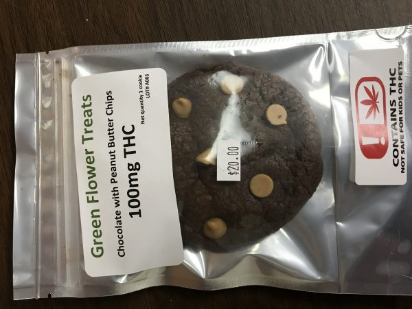 Chocolate Chip Cookie (100Mg)