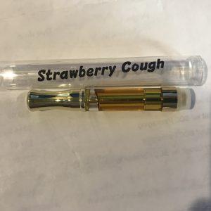 BCC 1Gram Strawberry Cough Cartridge